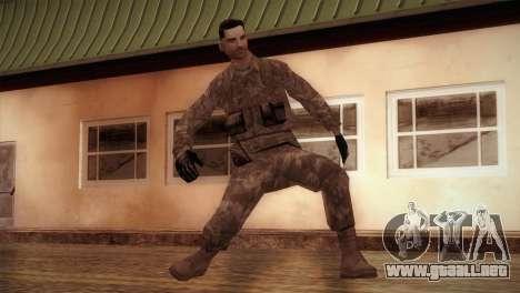 Army MARPAT para GTA San Andreas