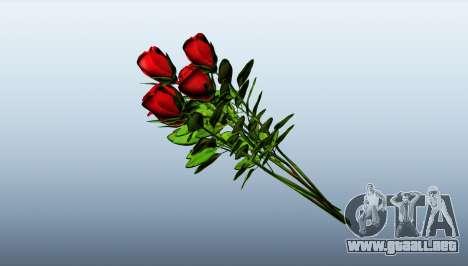 GTA 5 Un ramo de rosas tercera captura de pantalla