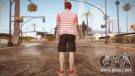 GTA Online Skin para GTA San Andreas tercera pantalla