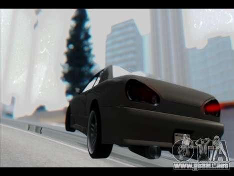 Elegy Lumus para las ruedas de GTA San Andreas