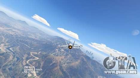 GTA 5 Flight Speedometer V 2.0