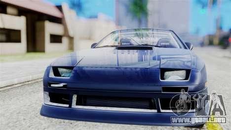 Mazda RX-7 (FC) para GTA San Andreas left