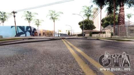 Dark ENB Series para GTA San Andreas sexta pantalla
