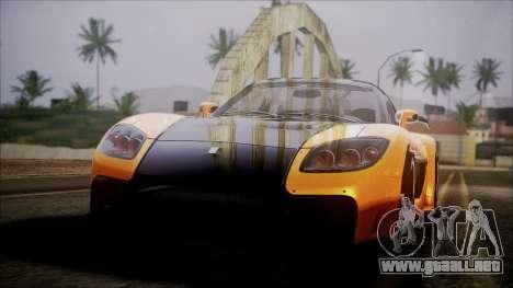 Mazda RX-7 Veilside para GTA San Andreas