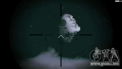 GTA 5 DeathStar Moon v3 Incomplete Deathstar