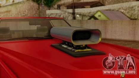 GTA 5 Albany Virgo para la visión correcta GTA San Andreas