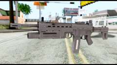 M4 from Resident Evil 6 para GTA San Andreas