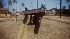 K10 from Battlefield Hardline para GTA San Andreas