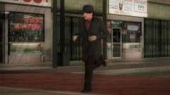 Sherlock Holmes v2 para GTA San Andreas
