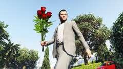Un ramo de rosas para GTA 5