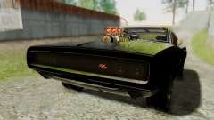 Dodge Charger RT 1970 Fast & Furious para GTA San Andreas