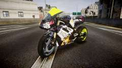 Triumph Daytona 675R Turbo Ken Block