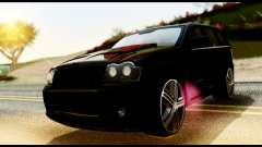Jeep Grand Cherokee SRT8 Restyling M Final para GTA San Andreas