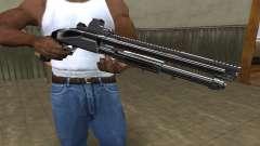 Shotgun HD para GTA San Andreas