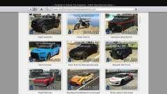 Comprar único de transporte de v1.3 para GTA 5
