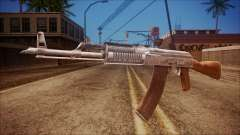 AK-47 v5 from Battlefield Hardline
