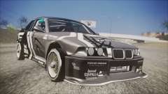 BMW M3 E36 GT-Shop para GTA San Andreas