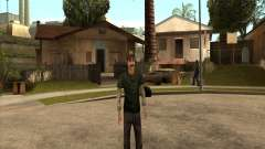 Kenny from Walking Dead para GTA San Andreas