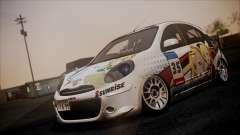 Nissan Micra 2011 Stance Itasha