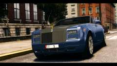 Rolls-Royce Phantom 2013 Coupe v1.0 para GTA 4