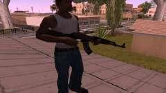 AK-47 Rebelde para GTA San Andreas