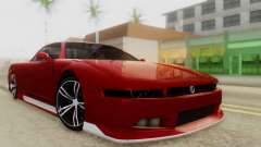 Infernus BMW Revolution with Plate para GTA San Andreas