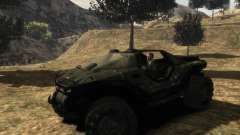 CONSEJO de seguridad M12 warthog de Halo Reach