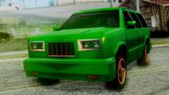 Landstalker New Edition para GTA San Andreas