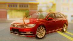 Volkswagen Passat Variant R-Line para GTA San Andreas