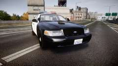 Ford Crown Victoria 2011 LAPD [ELS] rims2