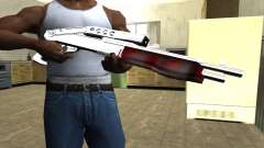 Blood Combat Shotgun para GTA San Andreas