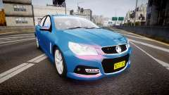 Holden VF Commodore SS Unmarked Police [ELS]