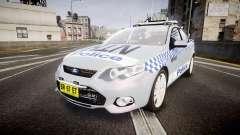Ford Falcon FG XR6 Turbo Police [ELS]