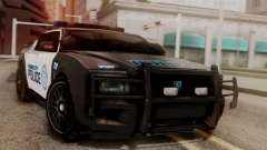 Hunter Citizen from Burnout Paradise v1 para GTA San Andreas