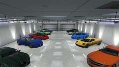 Single Player Garage