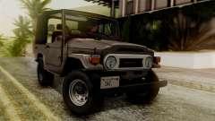 Toyota Land Cruiser J40 1980 para GTA San Andreas