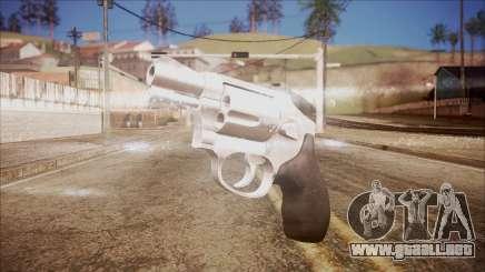SW38 Snub from Battlefield Hardline para GTA San Andreas