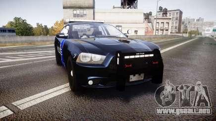 Dodge Charger 2014 LCPD [ELS] para GTA 4