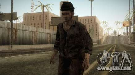 RE4 Don Manuel para GTA San Andreas