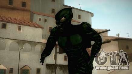 Green Goblin Skin para GTA San Andreas