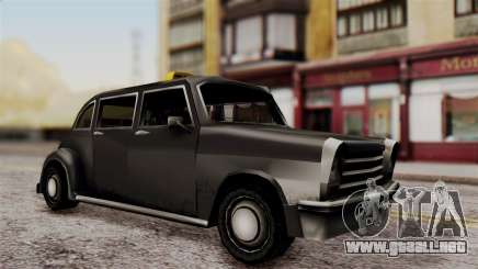London Cab para GTA San Andreas