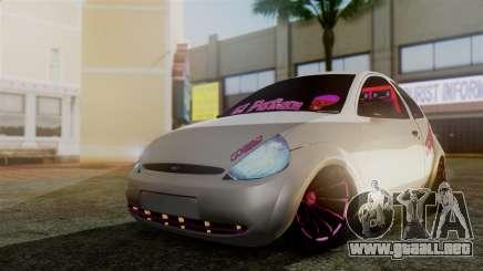 Ford Ka El Patan para GTA San Andreas