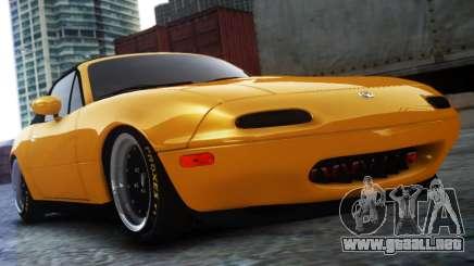 Mazda MX-5 modified [EPM] para GTA 4