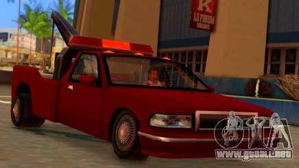Premier Towtruck para GTA San Andreas