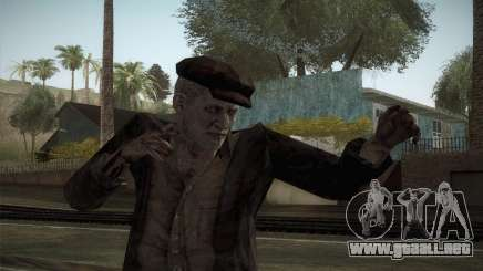RE4 Don Diego without Hat para GTA San Andreas