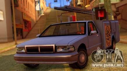Premier Utility Van para GTA San Andreas