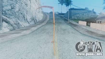 Red Dead Redemption Scythe para GTA San Andreas