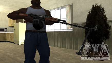 Viejo MAG para GTA San Andreas