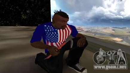 Crowbar from GTA 5 para GTA San Andreas
