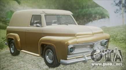 GTA 5 Vapid Slamvan para GTA San Andreas